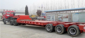 Multi Axle Lowbed Trailer