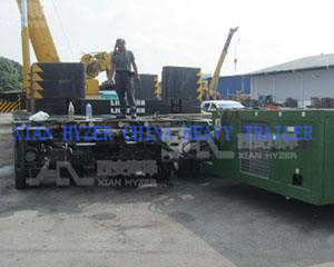Modular Heavy Load Transporter